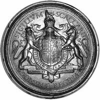 The Great Seal of the Exchequer