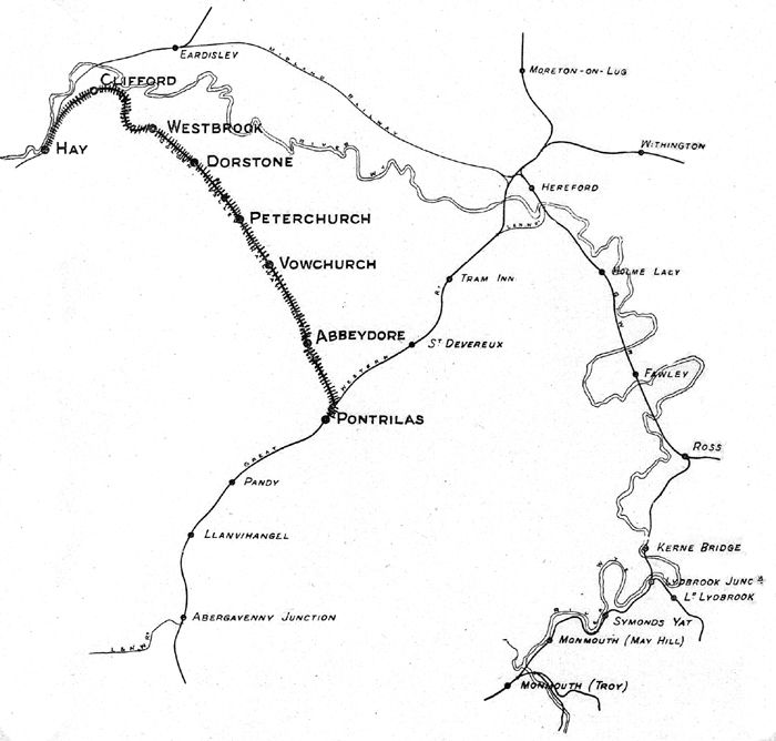 The Rise And Fall Of The Golden Valley Railway 1875